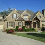 Estate House In Hidden Falls Neighborhood