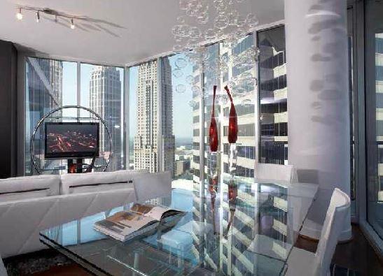 Stunning High Rise Apartments Atlanta Pictures - Design and Style ...