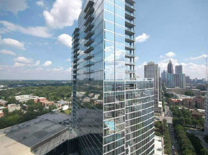 Stunning Atlanta Highrise Apartments Gallery - Design Ideas 2018 ...