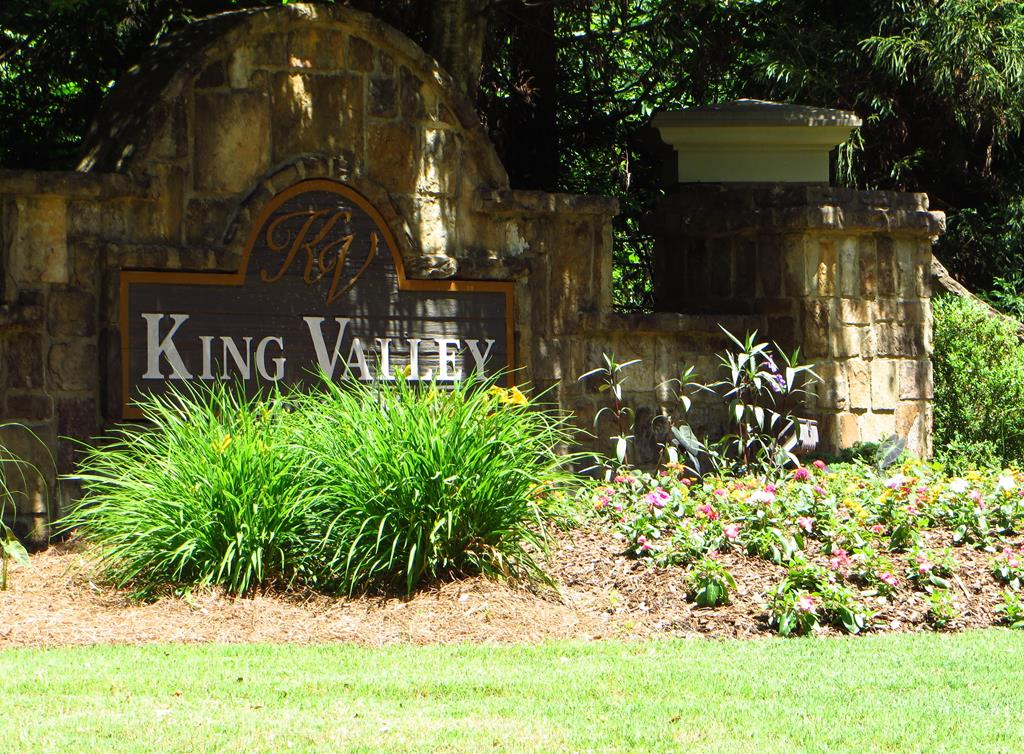 Smyrna Georgia Neighborhood Of King Valley